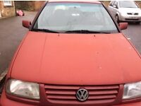 Volkswagen Car VW Vento Left hand drive car with tow bar