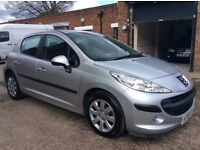 PEUGEOT 207 IMMACULATE