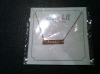 """South Hill Collection """"Family"""" Neckace"""