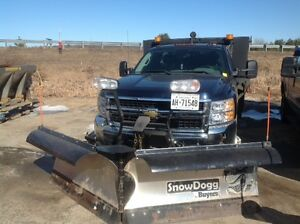 4x4 dump and plow