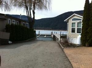 Large Lake Front RV or Modular Home Lot