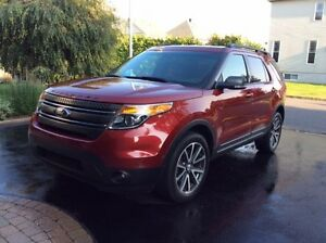 2015 Ford Explorer VUS