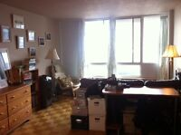 Oct 1 Beautiful downtown 2 1/2 Guy-Concordia Atwater $905