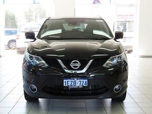 2016 Nissan Qashqai J11 TI (4x2) Black Continuous Variable Wagon Morley Bayswater Area Preview
