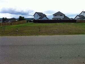 Quesnel Underground Serviced Lot for Sale