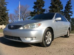 2006 Toyota Camry, LE-PKG, AUTO, LOADED, LEATHER, ROOF!!