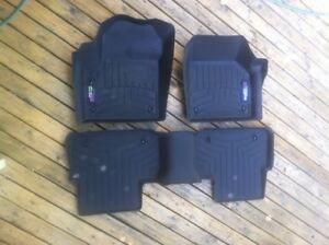 WeatherTech floor liners for Landrover Discovery Sport