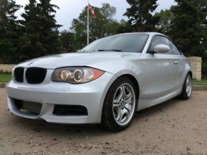 2009 BMW 135i, M///-PKG, 6/SPD, LEATHER, ROOF, NAVI, 144K