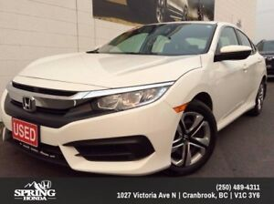 2016 Honda Civic LX $123 Bi-Weekly