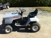 Parting out Craftsman lawn tractor - no engine