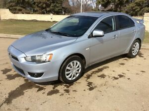 2008 Mitsubishi Lancer, GTS-PKG, AUTO, LOADED, ROOF, $4,500