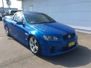 2009 Holden Ute VE MY09.5 SS V Voodoo 6 Speed Manual Utility Cardiff Lake Macquarie Area Preview