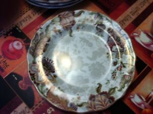 China Set of 8 Dishes and Plates cups  etc.