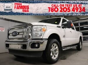 2011 Ford Super Duty F-350 SRW Lariat. Text 780-205-4934 for mor