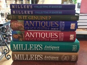 Judith Miller's Antique Collector 7 Hardcover Books