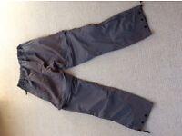 Convertible Montane Terra Pants - Mens Small