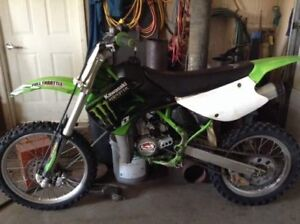 2004 kx100 for sale