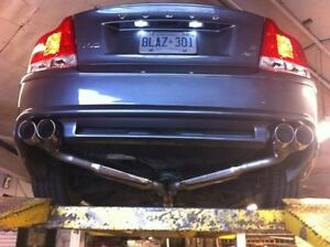 Volvo Exhaust Systems and Exhaust Repairs