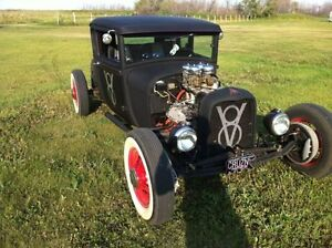Cash for 1928 1929 1930 1931 Ford Model A Coupe Rat Rod Hot Rod
