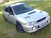 Subaru Impreza 2000 2.0 Turbo Wagon 250BHP 12Months mot CHEAP TURBO