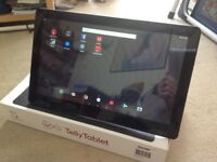 Virgin Telly Tablet - 14 inch Android 6 tablet. Great for TV, as new