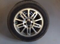 Roues d'hiver volvo 185/65r15 toyo observe