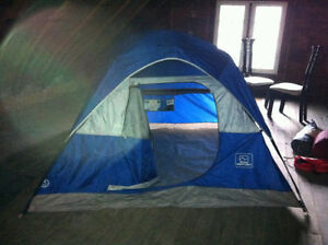 Camping gear for rent - tent, sleeping bags, dry bags, PFD, etc