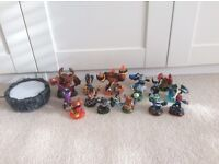 Skylanders x 15 and portal - hardly used