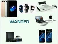 WANTED : IPHONE 8 8 PLUS 64GB 256GB IPHONE 7 / PLUS 32GB 128GB 6S 16GB SAMSUNG S8 NOTE 8 MACBOOK PRO
