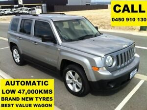 2015 Jeep Patriot MK MY15 Sport (4x2) Billet Silver 6 Speed Automatic Wagon Ellenbrook Swan Area Preview