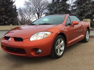 2008 Mitsubishi Eclipse, Spyder, AUTO, LOADED, 125K, $8,500