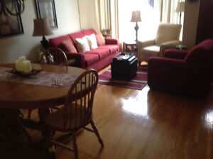 Large 3 bedroom apartments (1,100 sq.ft.) - Great location