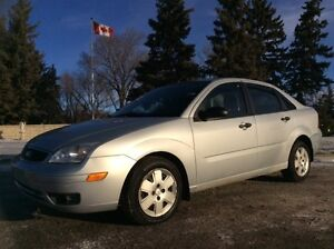 2007 Ford Focus, ZX4-Pkg, AUTO, FULLY LOADED, 96k, $4,700