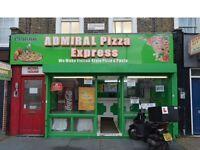 Pizza shop for sale £85000