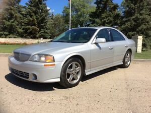 2002 Lincoln LS, AUTO, LEATHER, ROOF, 157K, $5,500