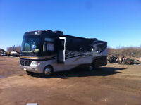 2011 Holiday Rambler 345SBD Admiral Class A Motor Home