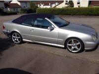 Mercedes clk 2.3