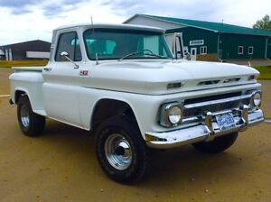 IMMACULATE 1965 K10 SHORT BOX STEP SIDE 4x4