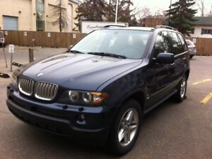 2004 BMW X5 Fully Loaded SUV, Crossover