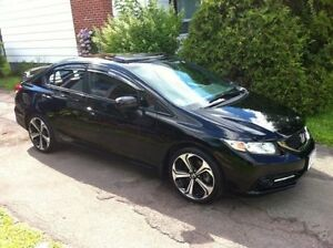 TAKE OVER LEASE!!! 2014 civic si
