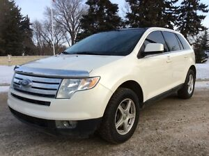 2008 Ford Edge, LIMITED, AUTO, AWD, LEATHER, ROOF, $10,500
