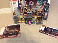 Lego Toy Story 3 Trash Compactor Escape