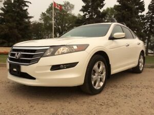 2010 Honda Accord Crosstour, EXL-PKG, AUTO, AWD, LEATHER, ROOF!