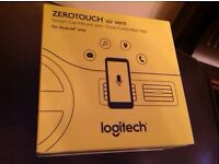 ZEROTOUCH air vent by Logitech