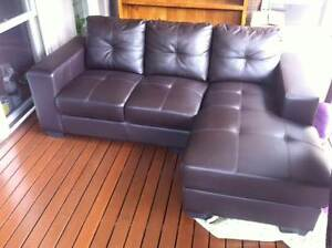 3 seater lounge chaise Riverview Lane Cove Area Preview