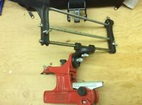 CHAIN SAW SHARPENER FOR SALE