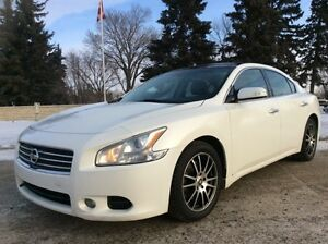 2010 Nissan Maxima, S-Pkg, AUTO, LEATHER, ROOF, $11,500