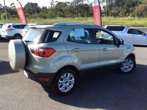2016 Ford Ecosport Gold Sports Automatic Dual Clutch Wagon