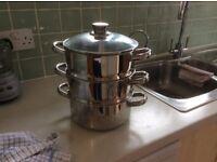 kitchenware good quality steamer