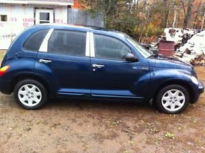 2002 Pt Cruiser  (Vehicle history report included)